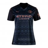 Camiseta Manchester City 2ª Mujer 2020-2021
