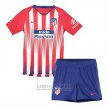 Camiseta Atletico Madrid 1ª Nino 2018-2019