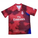 Camiseta Real Madrid EA Sports 2018-2019 Rojo Tailandia