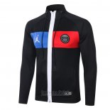 Chaqueta del Paris Saint-Germain 2020-2021 Negro