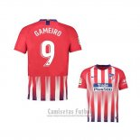 Camiseta Atletico Madrid Jugador Gameiro 1ª 2018-2019