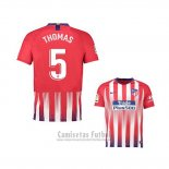 Camiseta Atletico Madrid Jugador Thomas 1ª 2018-2019