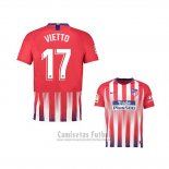 Camiseta Atletico Madrid Jugador Vietto 1ª 2018-2019