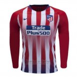 Camiseta Atletico Madrid 1ª Manga Larga 2018-2019
