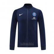 Chaqueta del Paris Saint-Germain 2020-2021 Azul