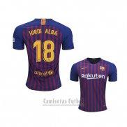 Camiseta Barcelona Jugador A.Iniesta 1ª 2018-2019 barata b532e3f03db