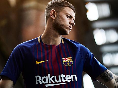 camisetas de futbol Barcelona baratas