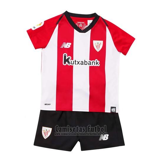 Camiseta Athletic Bilbao 1ª Nino 2018-2019 barata 3fbd8ec663c4f