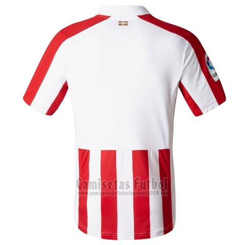 Tailandia Camiseta Athletic Bilbao 1ª 2017-2018 barata 9da7054307cd6