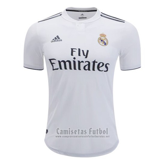 Camiseta Real Madrid 1ª 2018-2019 barata 4b1a6549be4ea