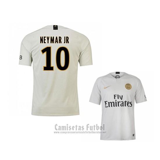 Camiseta Paris Saint-Germain Jugador Neymar Jr 2ª 2018-2019 barata 3688bf46195fd