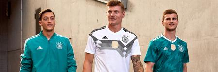 Comprar la mejor de camiseta de futbol Alemania barata 2019 online