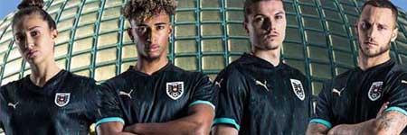 Comprar la mejor de camiseta de futbol Austria barata 2020 online