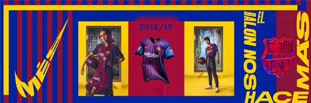 Comprar la mejor de camiseta de futbol Barcelona barata 2019 online