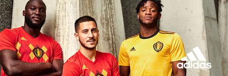Comprar la mejor de camiseta de futbol Belgica barata 2019 online