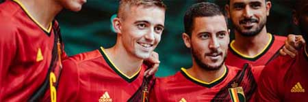 Comprar la mejor de camiseta de futbol Belgica barata 2020 online