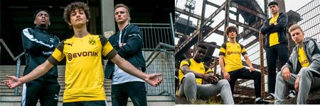 Comprar la mejor de camiseta de futbol Borussia Dortmund barata 2019 online