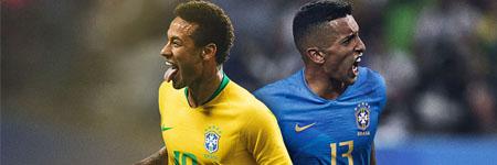 Comprar la mejor de camiseta de futbol Brasil barata 2019 online