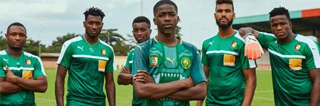 Comprar la mejor de camiseta de futbol Camerun barata 2019 online