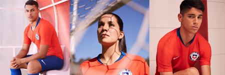 Comprar la mejor de camiseta de futbol Chile barata 2019 online