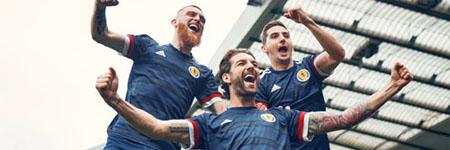 Comprar la mejor de camiseta de futbol Escocia barata 2020 online