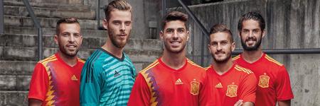 Comprar la mejor de camiseta de futbol Espana barata 2019 online