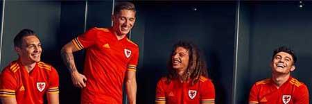 Comprar la mejor de camiseta de futbol Gales barata 2020 online
