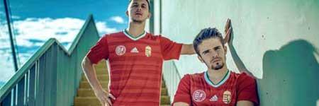 Comprar la mejor de camiseta de futbol Hungria barata 2020 online