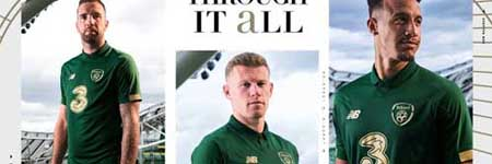 Comprar la mejor de camiseta de futbol Irlanda barata 2020 online