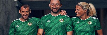 Comprar la mejor de camiseta de futbol Irlanda del Norte barata 2020 online