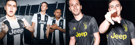 Comprar la mejor de camiseta de futbol Juventus barata 2019 online