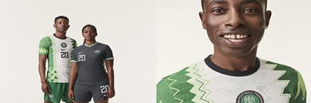 Comprar la mejor de camiseta de futbol Nigeria barata 2020 online