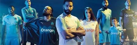 Comprar la mejor de camiseta de futbol Olympique Marsella barata 2019 online