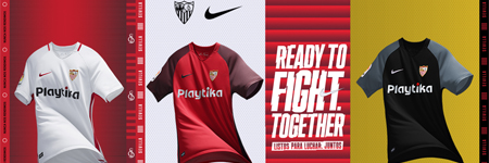 Comprar la mejor de camiseta de futbol Sevilla barata 2019 online