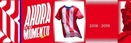 Comprar la mejor de camiseta de futbol Sporting de Gijon barata 2019 online