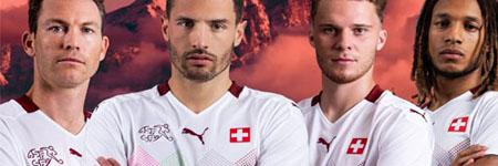 Comprar la mejor de camiseta de futbol Suiza barata 2020 online