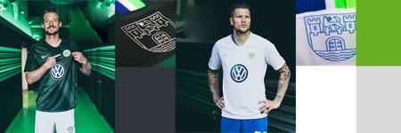 Comprar la mejor de camiseta de futbol Wolfsburg barata 2019 online